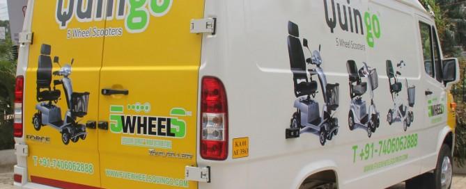 Quingo India New Vans