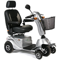 Quingo Plus Mobility Scooter