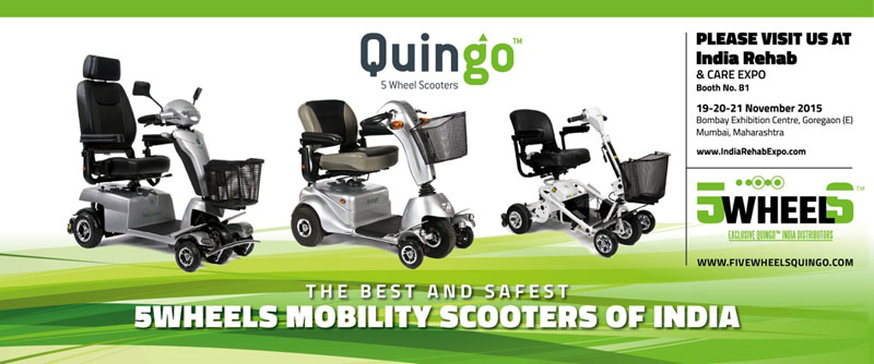 Quingo 5Wheels India