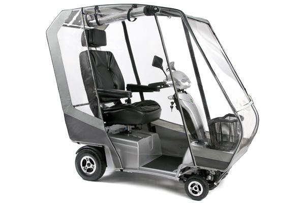 Quingo Toura 2 Mobility Scooter - Advanced+ Mobility Scooter