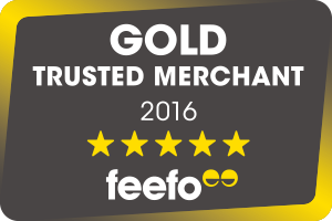 Quingo feefo trusted merchant