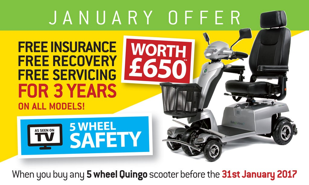Quingo January Offer