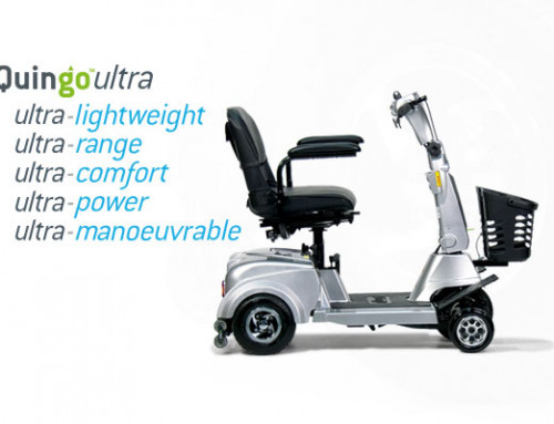 Quingo Ultra – Our New Car Boot Mobility Scooter