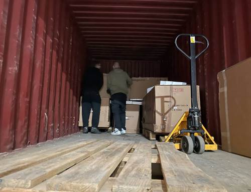 First Quingo Container Departs To Wholesale Mobility