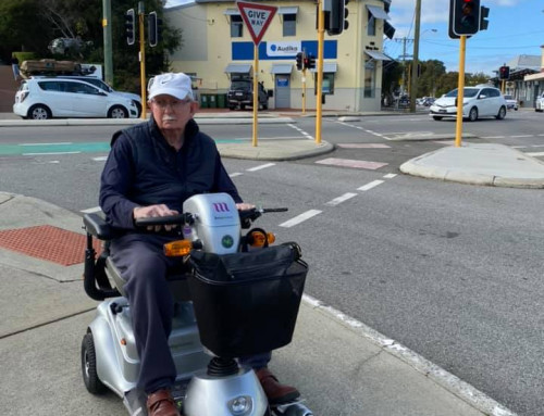 Motobility of Australia- Quingo mobility scooters give away
