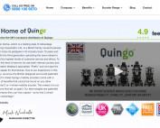 Quingo UK New Website